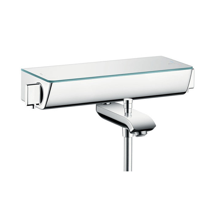 Hansgrohe Ecostat Select Exposed Thermostatic Bath Mixer - Indesign