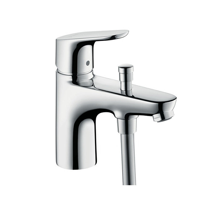 hansgrohe focus e2 monotrou single lever bath shower mixer bath taps indesign. Black Bedroom Furniture Sets. Home Design Ideas