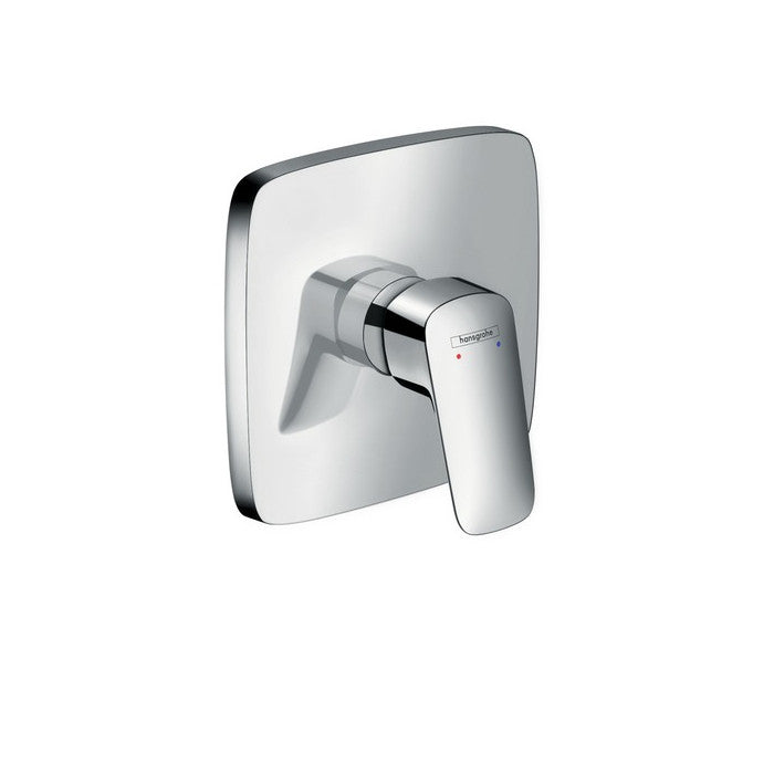 Hansgrohe Logis Concealed Single Lever Shower Mixer - Indesign
