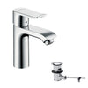 Hansgrohe Metris Single Lever Basin Mixer