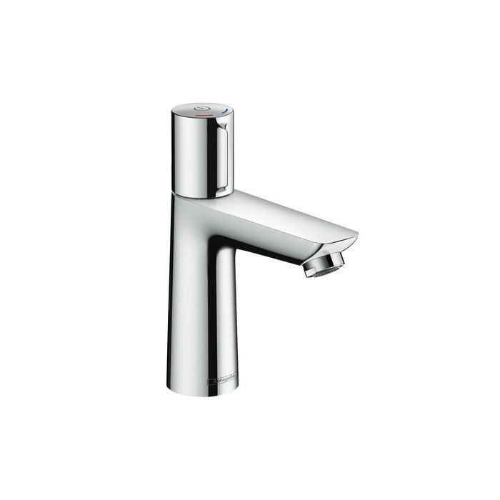 Hansgrohe Select E 110 Basin Mixer With Waste
