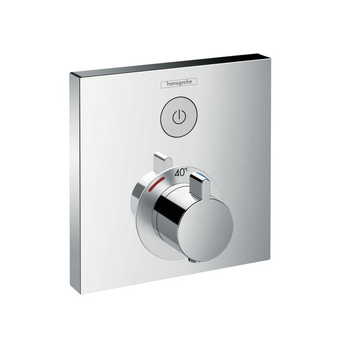 hansgrohe shower valve. Hansgrohe Select Shower Thermostatic Mixer Valve S