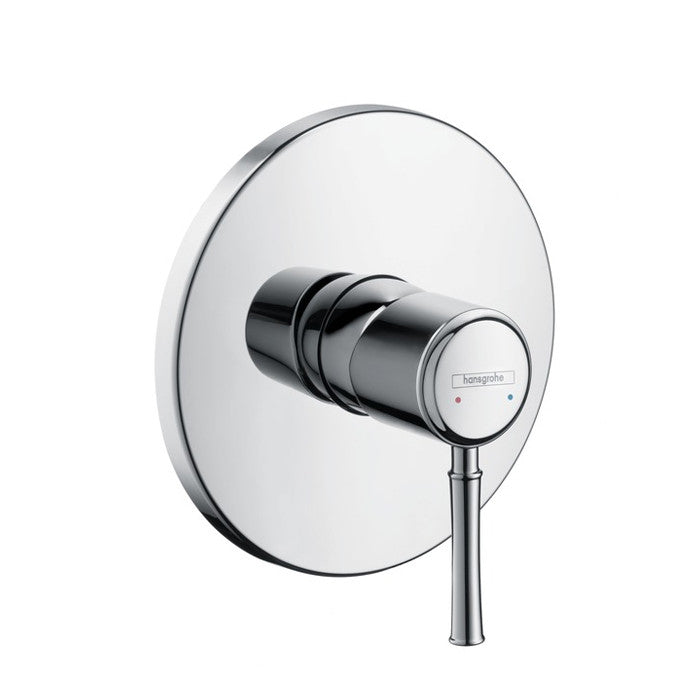 Hansgrohe Talis Classic Concealed Single Lever Shower Mixer | Shower ...
