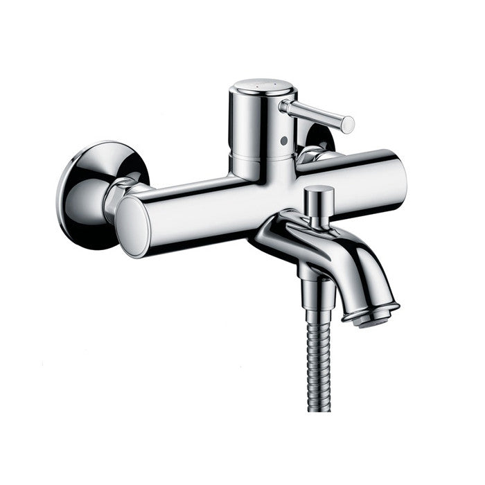 Hansgrohe Talis Classic Exposed Single Lever Bath Shower Mixer - Indesign