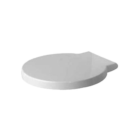 Duravit Starck 1 Soft-Close Toilet Seat