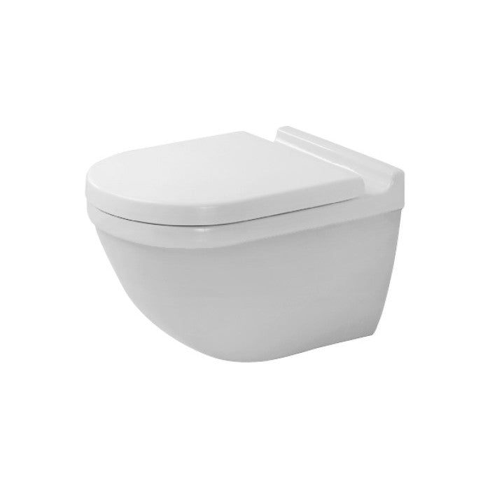 Duravit Starck 3 Wall Hung Pan With Durafix