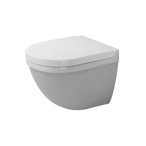 Duravit Starck 3 Compact Wall Hung Pan With Durafix