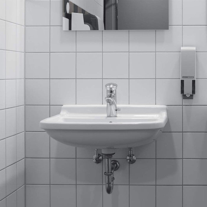 ... Duravit Starck 3 Wall Hung Wash Basin ...