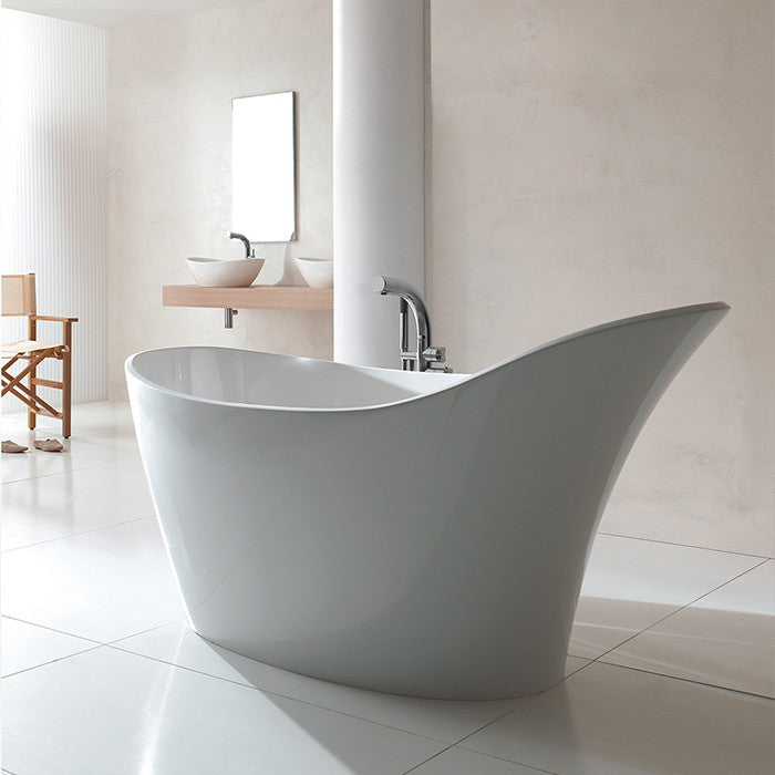 Amalfi Freestanding Bath - Indesign