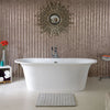 Monaco Freestanding Bath - Indesign