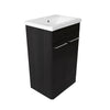 Pace 500 Two Door Floor Mounted Unit & Basin - Indesign