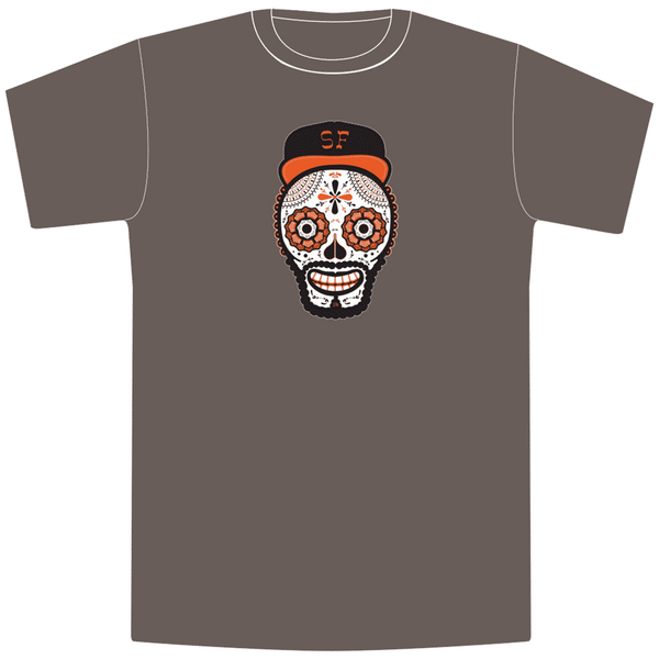 Gigantes Men's/Unisex Tee - Brown