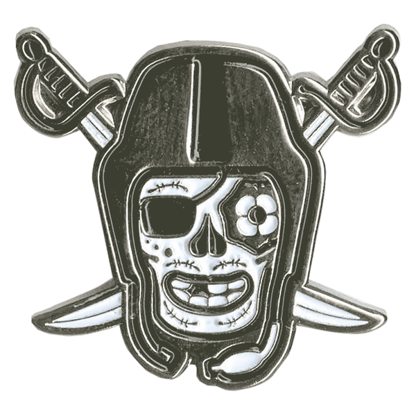 RAIDERS LAPEL PIN