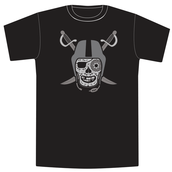 Raiders Men's Tee (Discharge)
