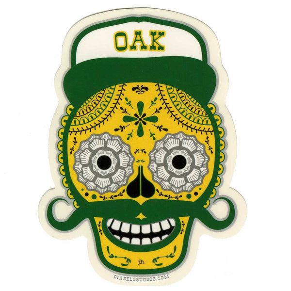 Oak Sticker (Large)