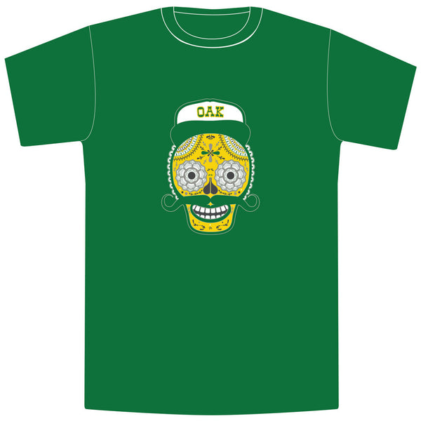 Oak Men's/Unisex Tee - Evergreen