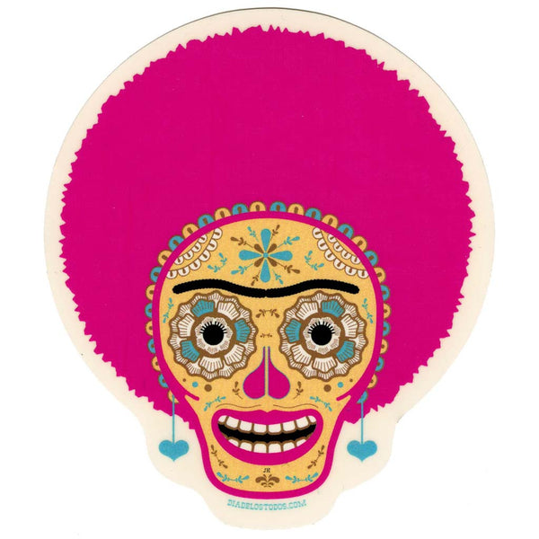 Soul Frida Sticker (Large)