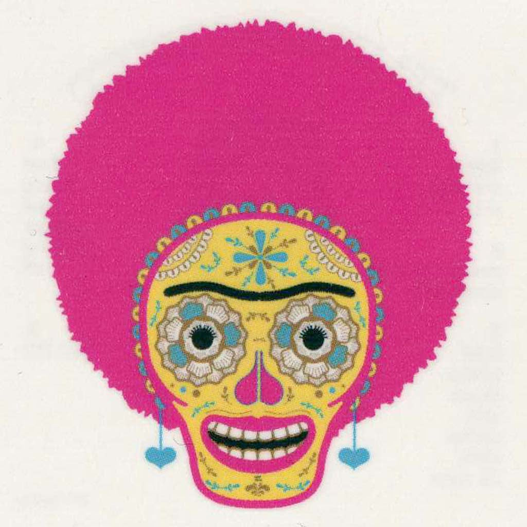 Soul Frida Temporary Tattoo