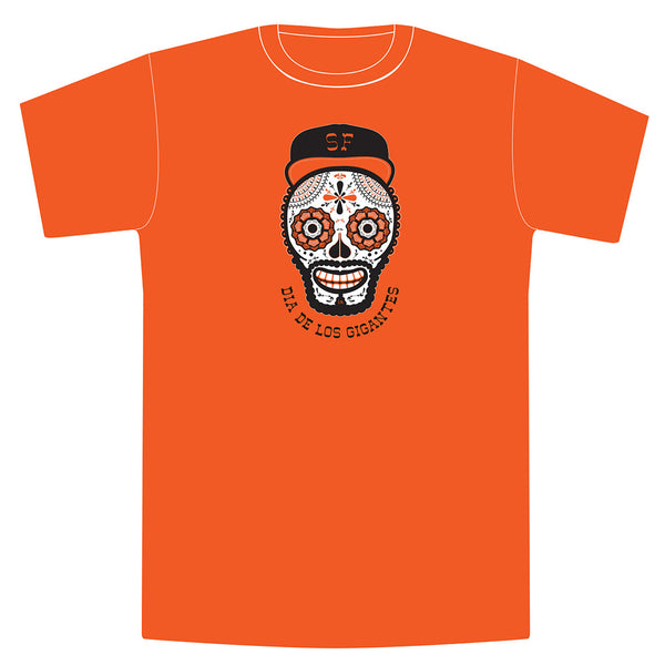 Gigantes Men's Tee - Orange