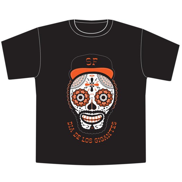 Gigantes Youth Tee - Black