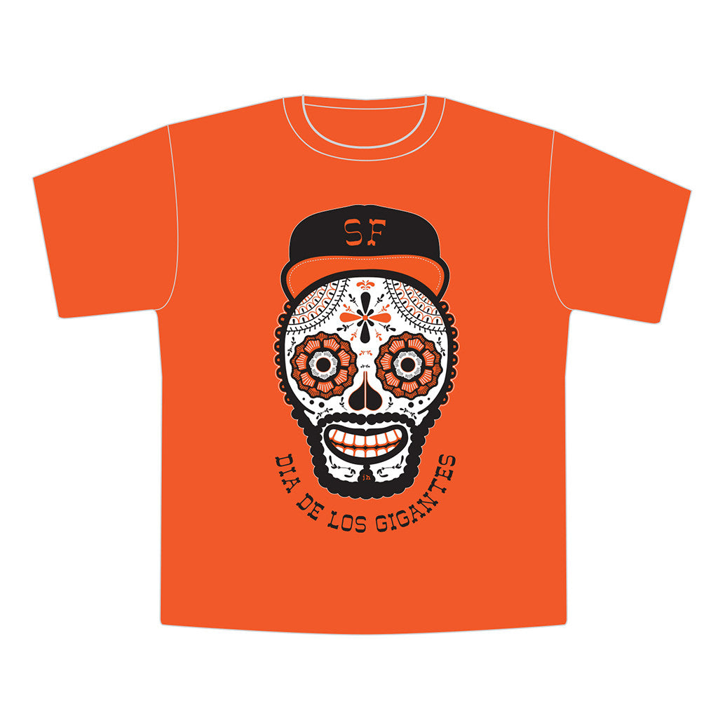 Gigantes Youth Tee - Orange