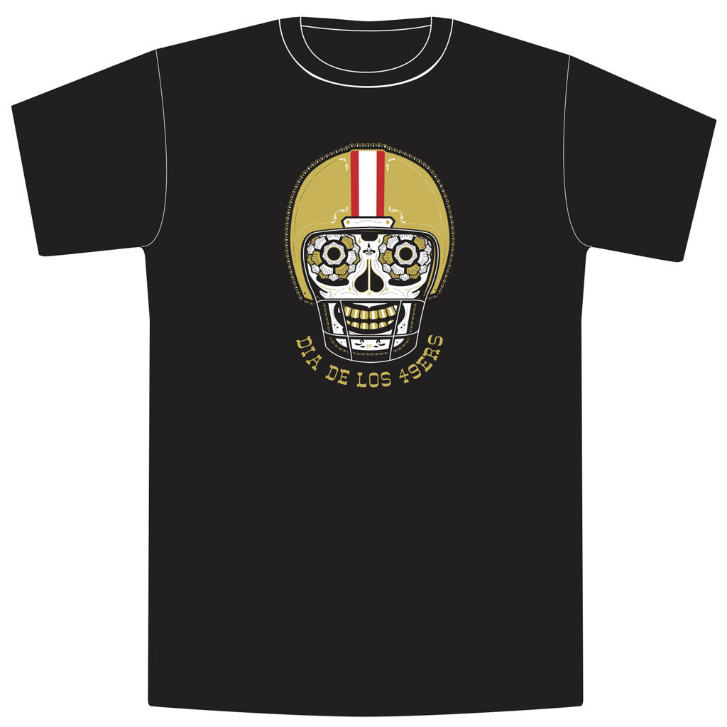 9ers Men's Tee - Black