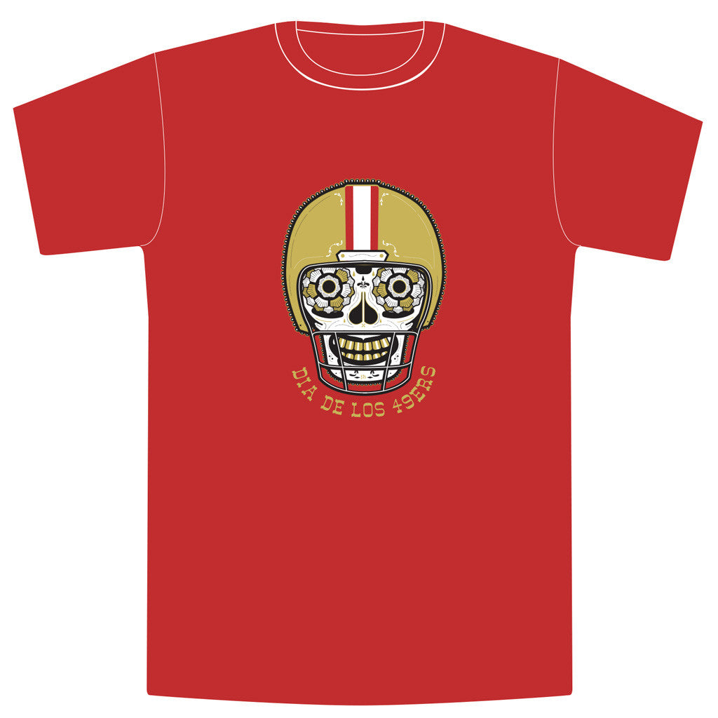 9ers Men's Tee - Red