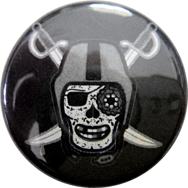 Raiders Button