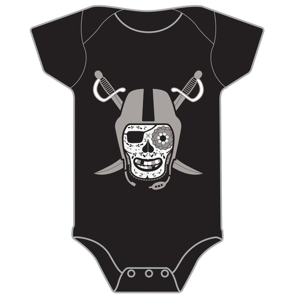Raiders Baby Onesie