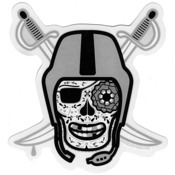 Raiders Sticker (Large)