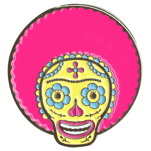 Soul Frida Lapel Pin