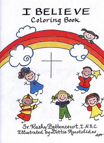 I Believe Coloring Book