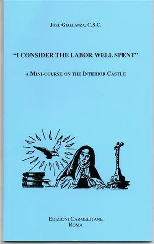 """I Consider the Labor Well Spent"""