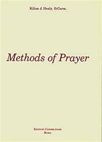 Methods of Prayer in the Directory of the Carmelite Reform of Touraine