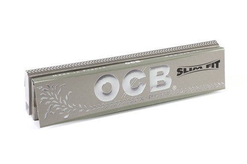 OCB X-pert King Size Papers With Tips - Zilla