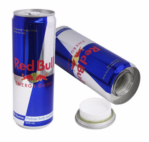 Red Bull Energy Safe Stash Can 8.4 fl oz (250 mL) - Zilla