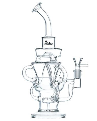 Nucleus - Triple Recycler Bong 12""