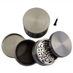 Sharpstone Hard Top Grinder 4 Piece - Zilla