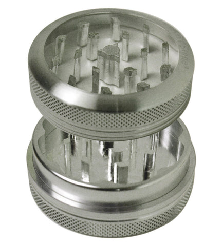 "Sharpstone Clear Top Grinder 2 Piece 2.2"" - Zilla"