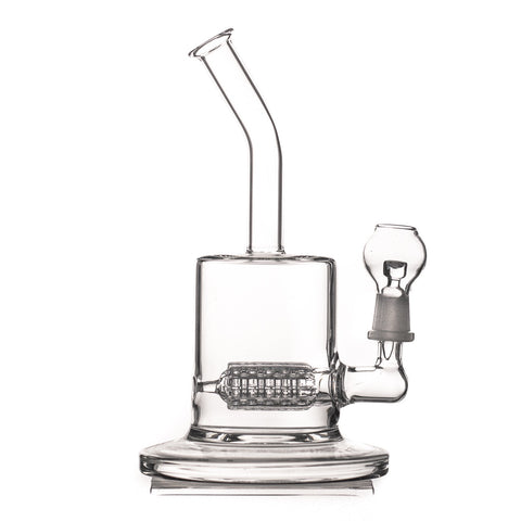 Inline Matrix Bent Neck Dab Rig 8.5""