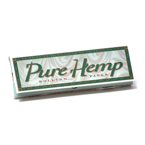"Pure Hemp Rolling Papers 1-1/4"" - Zilla"