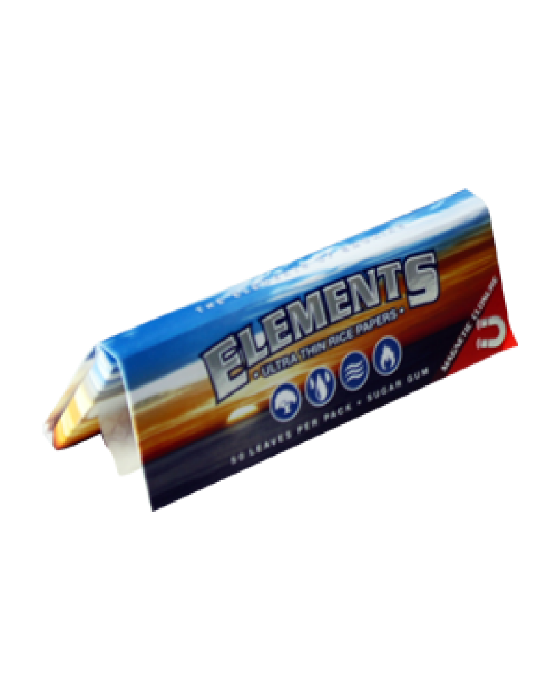 Element Rolling Papers 1-1/4 - Zilla