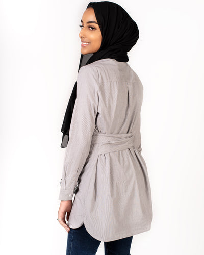 Lucca Modest Top - Verona Collection