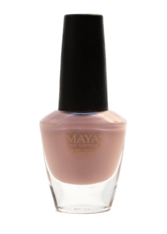 Maya Halal Breathable Nailpolish - Barely There