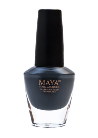 Maya Halal Breathable Nailpolish - Earl Grey
