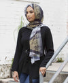 Emma Viscose Printed Hijab - Verona Collection