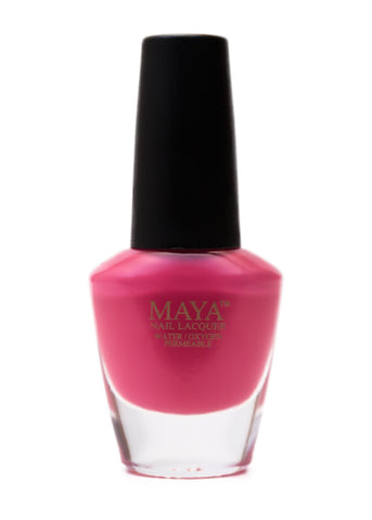 Maya Halal Breathable Nailpolish - Pepto Pink
