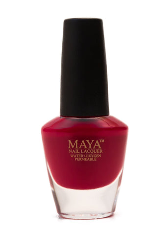 Maya Halal Breathable Nailpolish - Shirley Temple