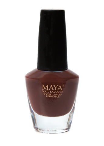 Maya Halal Breathable Nailpolish - Tamarind