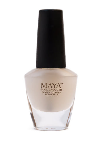 Maya Halal Breathable Nailpolish - Top Coat - Matte